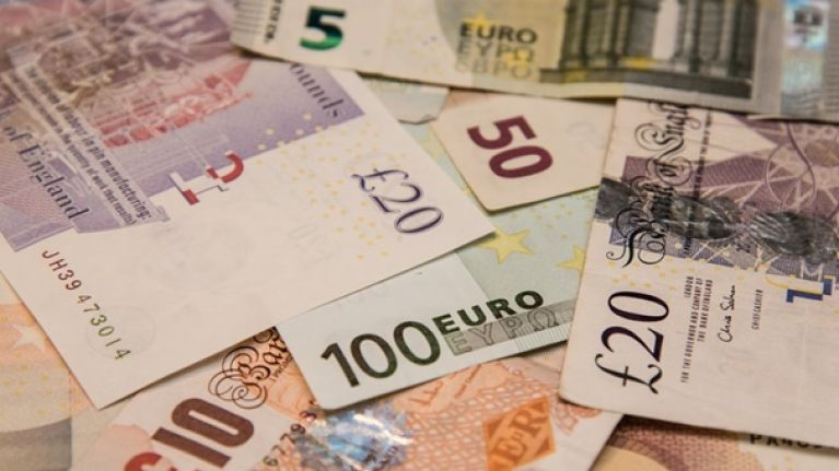 Sterling to drop below value of Euro by 2018 according to experts