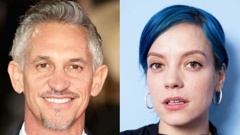 Why Gary Lineker, Lily Allen and you shouldn't comment
