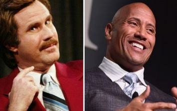 The Rock and Will Ferrell are producing a pro-wrestling comedy for TV