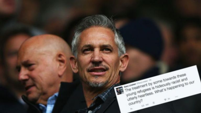 Gary Lineker's recent Twitter timeline will make you an even bigger fan of his