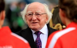 Michael D. Higgins plans to seek another term as President of Ireland