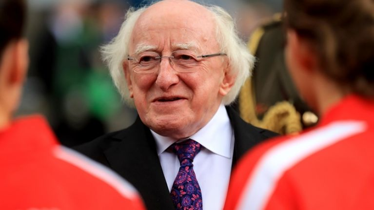 Michael D. Higgins' campaign issues snappy response to Sean Gallagher's letter