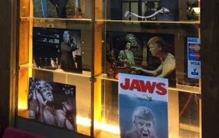 Remember the Dublin pub with the Donald Trump urinal? They've outdone themselves here...