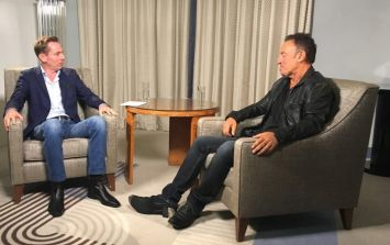Bruce Springsteen: I feared somebody would die when we played in Slane