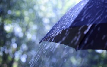 Rainfall warning issued for Donegal as weather takes a turn for the worse