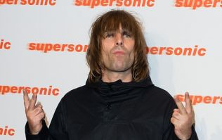 PIC: Liam Gallagher compiled a cracking stadium playlist for Man City v Barcelona