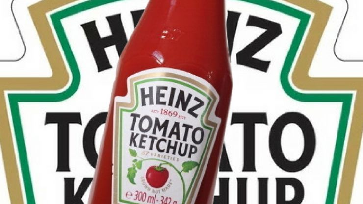 Here's why all Heinz ketchup bottles have the words '57 varieties' on them