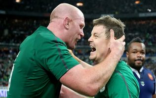Brian O'Driscoll to be inducted into the World Rugby Hall of Fame