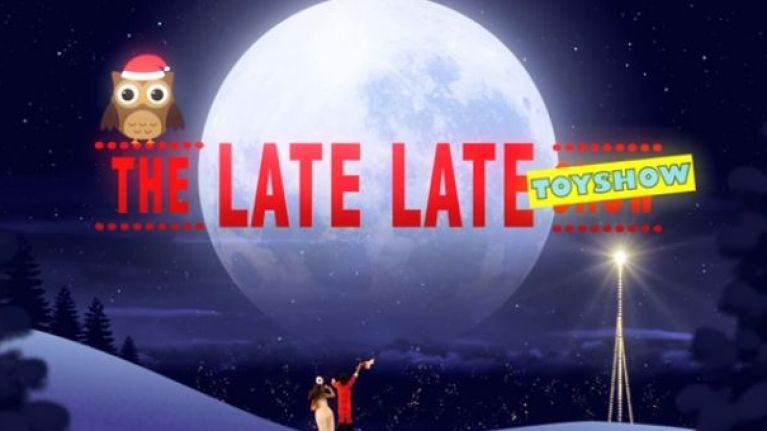 WATCH: The trailer for The Late Late Toy Show is here