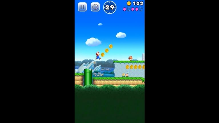 Super Mario Run will launch on iPhone and iPad before Christmas