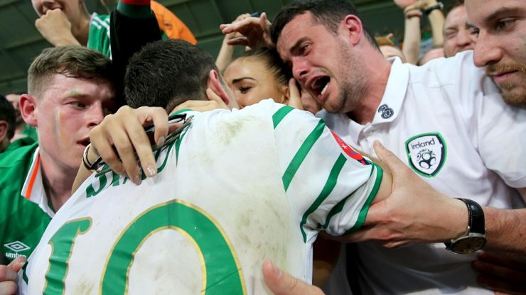 QUIZ: Can you remember the starting 11 from when Ireland beat Italy in 2016?