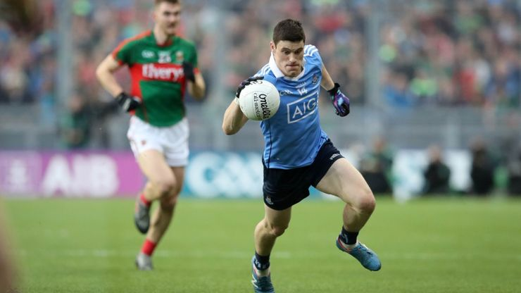 WATCH: Joe Brolly and Pat Spillane fall in love on-air with Diarmuid Connolly's muscles