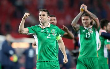 Martin O'Neill names five new faces in Ireland squad