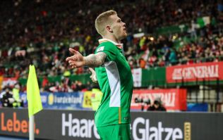 James McClean responds to the departure of Martin O'Neill with a dig at critics