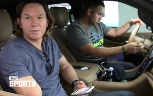 """WATCH: Mark Wahlberg promises Conor McGregor """"a piece"""" of his stake in the UFC"""