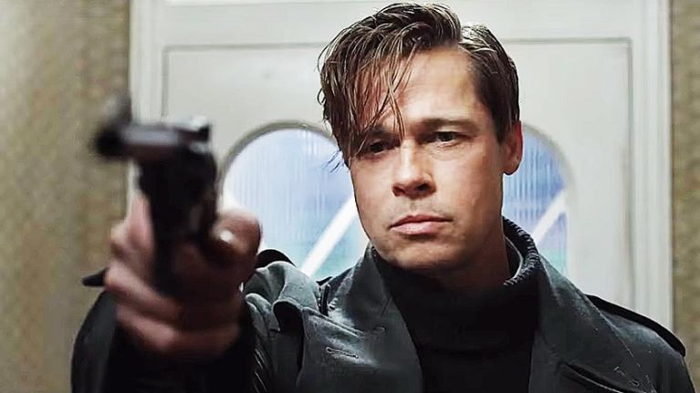 QUIZ: Can you guess these famous Brad Pitt films from just a single photo?