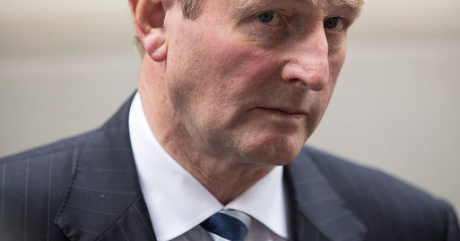 Fine Gael TD calls for Enda Kenny to resign