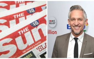 Gary Lineker pulls rank to speak to Walkers about advertising in The Sun