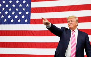 Dublin performer sings 'Star Spangled Banner' live on Irish radio in support of Donald Trump