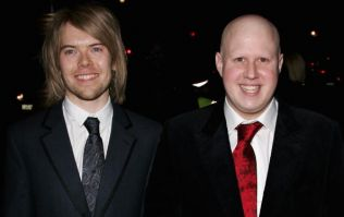 Matt Lucas is calm personified after Daily Mail's insensitive story about his ex-husband