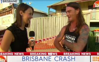 WATCH: This absolutely hilarious interview from Australia is the Aussiest thing ever