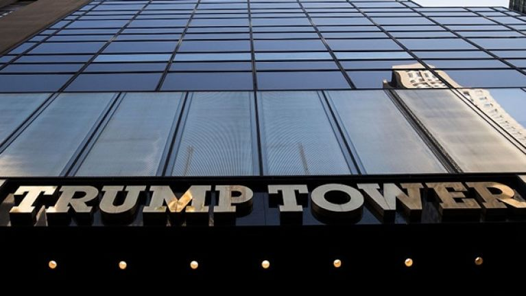 Trump Tower Nyc Map.Pic Trump Tower In New York Renamed Dump Tower On Google Maps