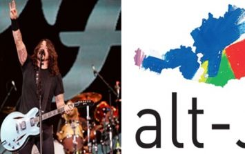 Foo Fighters and Alt-J are playing at a 3 day festival that's really cheap