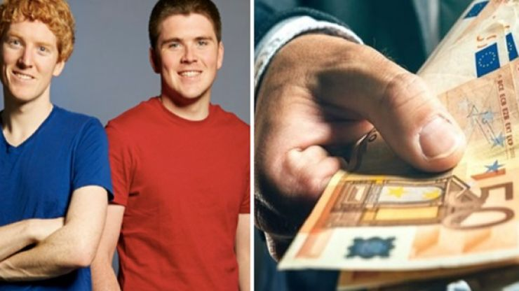 OFFICIAL: The world's youngest self-made billionaires are from Limerick