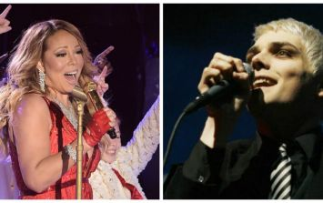 VIDEO: This Mariah Carey/My Chemical Romance mashup is unexpectedly glorious