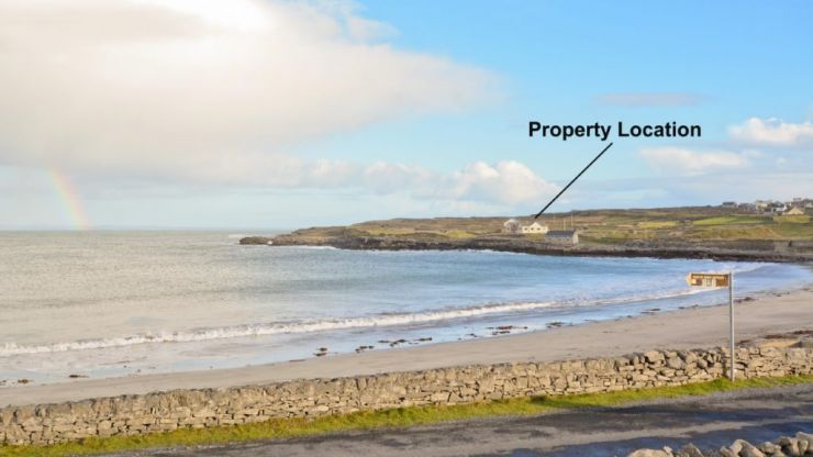PICS: Dragons' Den star to auction off this dream house on the Aran Islands for two homeless charities