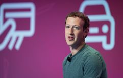 Mark Zuckerberg has spoken out about Facebook's user-data controversy