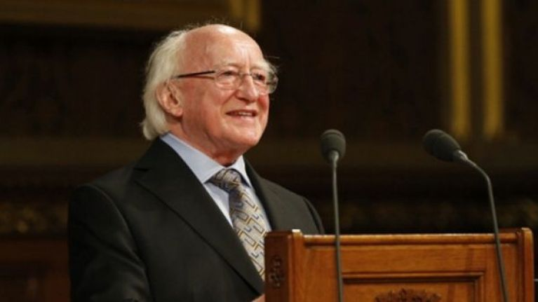 RTÉ forced to change presidential debate time after Michael D. Higgins originally declines, but he still can't go