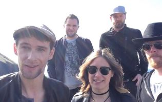 Walking on Cars announce gig in Whelan's for this month