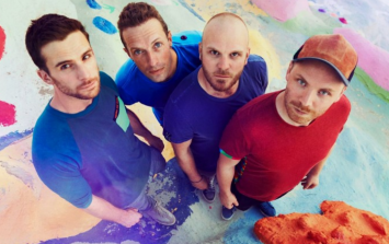 WATCH: Coldplay release video for brand new single 'Aliens' ahead of Irish concert