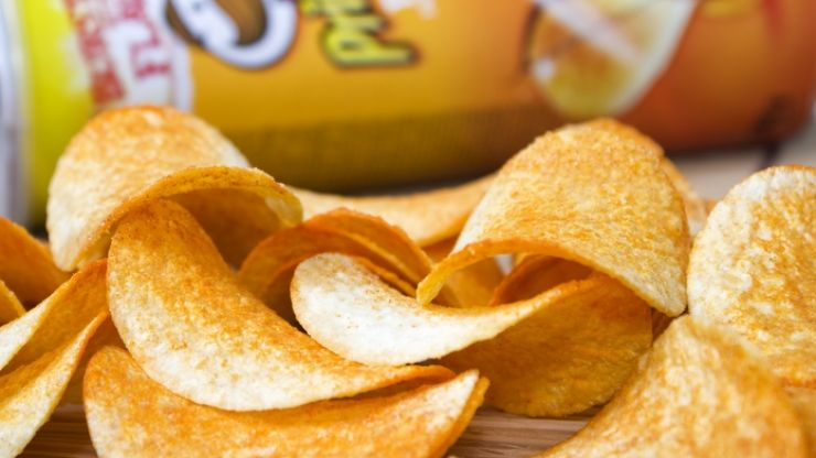 WATCH: This simple Pringles hack could make your life a lot easier