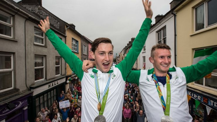 This mini-documentary on the O'Donovan Brothers is inspiring, emotional, and hilarious
