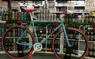 COMPETITION: Get on your bike with these festive prizes from Molloys Liquor Store