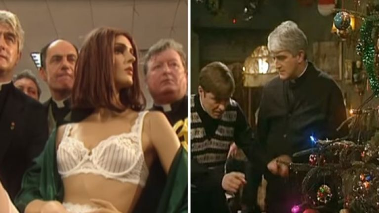QUIZ: How well do you know the Father Ted Christmas special