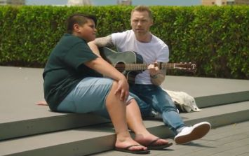 WATCH: Ronan Keating plays a starring role in Air New Zealand's very amusing Christmas ad