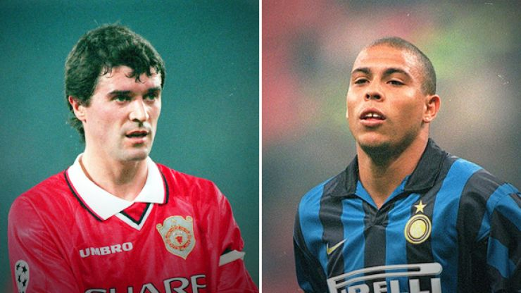 Roy Keane, Ronaldo and 5 seconds that sum up the Irish force of nature