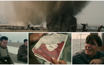 #TRAILERCHEST: The teaser for Dunkirk starring Cillian Murphy, Harry Styles and Tom Hardy looks amazing