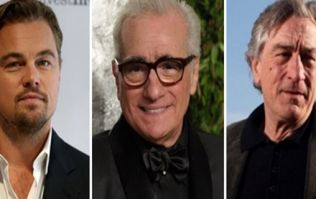 WATCH: Martin Scorsese is trying to make a film with Leonardo DiCaprio and Robert De Niro