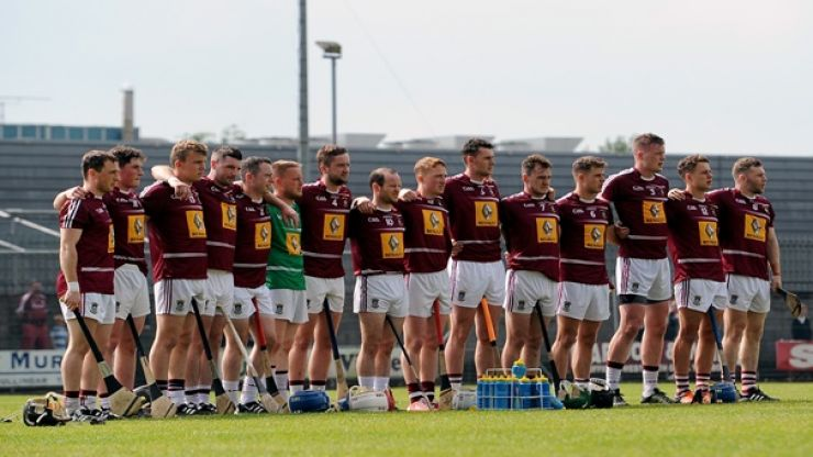 Westmeath hurlers to serve hot meals to the homeless in Dublin tonight