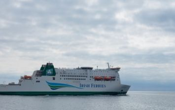 Severe weather conditions leads to cancellation of several Irish Ferries crossings before Christmas