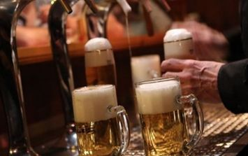 Alcohol consumption is on the decline in Ireland and has been for some time