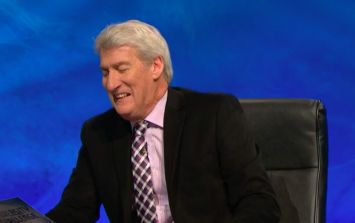 Everyone's pointing out this mistake from University Challenge presenter Jeremy Paxman