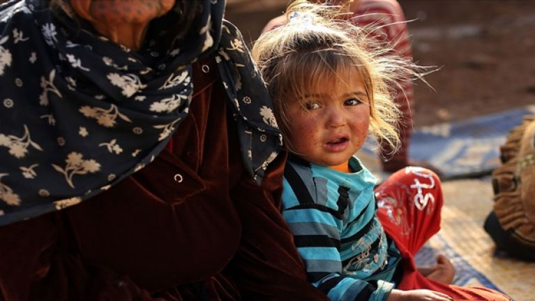 COMMENT: The international community has failed Syria – Colm O'Gorman