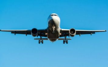 Over 100 passengers left stranded when the plane's co-pilot was found drunk