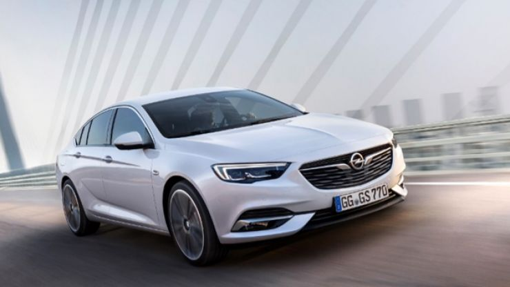 How I survived driving an Opel Insignia Grand Sport on the wrong side of the road