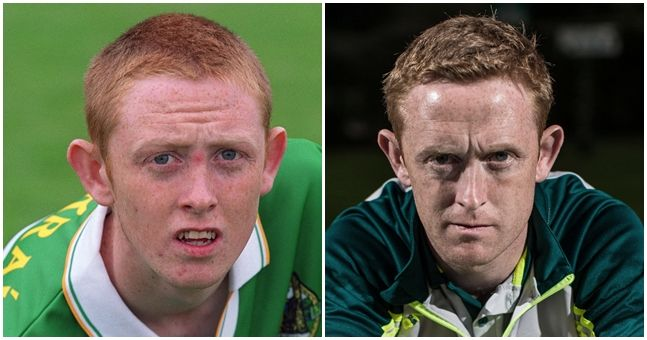 Colm Cooper's body transformation in 15 seasons is a testament to his sheer talent